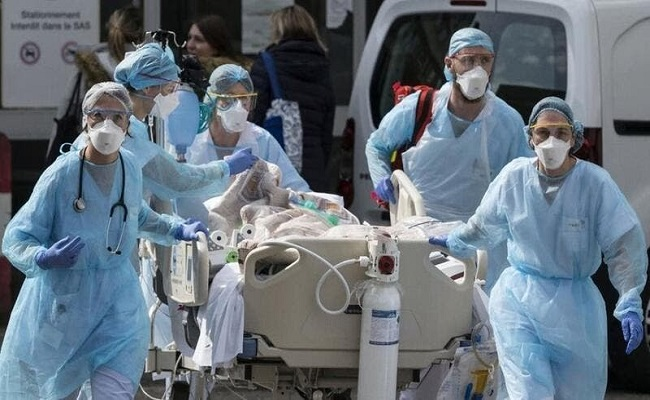 رصد سلالة متحورة خطيرة من كورونا في فرنسا
