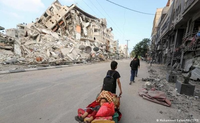 مجلس الأمن يدعو للحفاظ على التهدئة في غزة