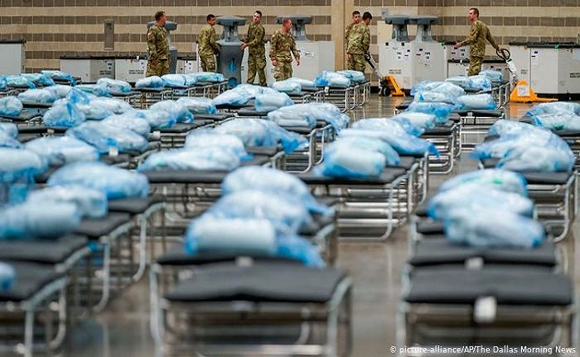 لأول مرة في عدد من الولايات الأميركية صفر وفيات بكورونا
