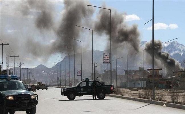 24  قتيل إثر هجوم بسيارة مفخخة في أفغانستان