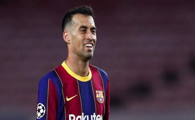 برشلونة يبحث عن بديل لبوسكيتس...