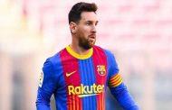 ميسي يتفق مع برشلونة على العقد الجديد...