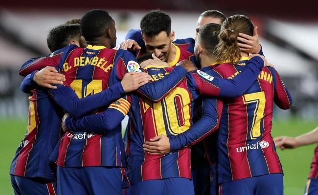 برشلونة سيجري صفقة تبادلية مع أتلتيكو مدريد...