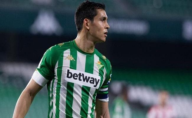 ماندي يغادر ريال بيتيس...