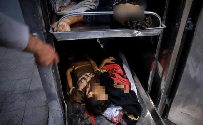 ارتفاع حصيلة الغارات الإسرائيلية على غزة