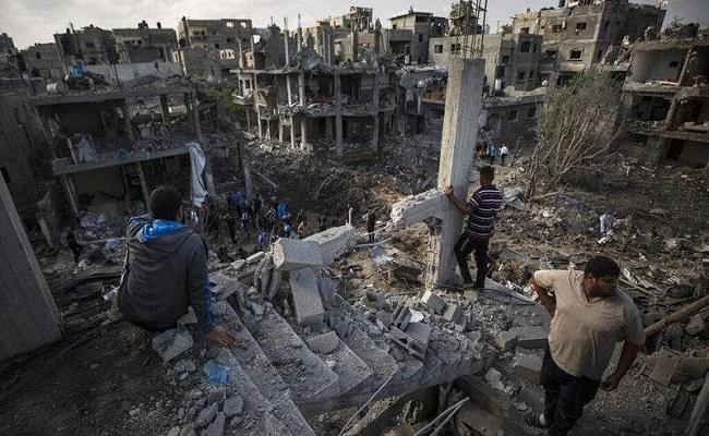 122  شهيدا في غزة