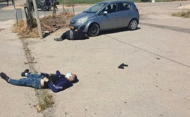 استشهاد فلسطينييْن وإصابة ثالث برصاص قوات الاحتلال