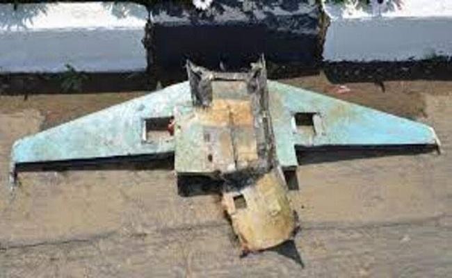 التحالف العربي يدمر طائرة مسيرة للحوثيون