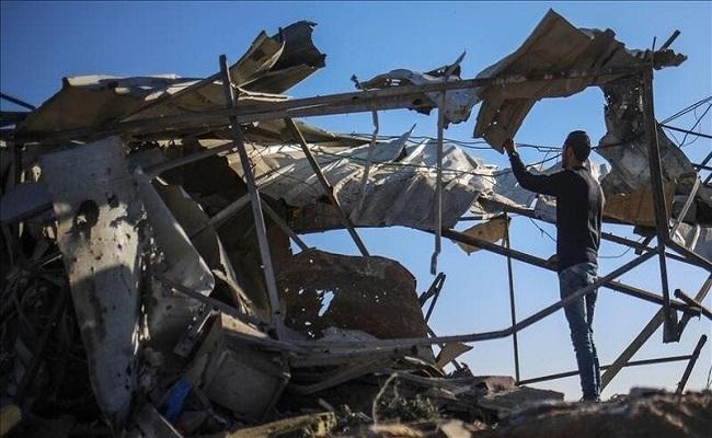 هدوء في غزة بعد وقف إطلاق النار