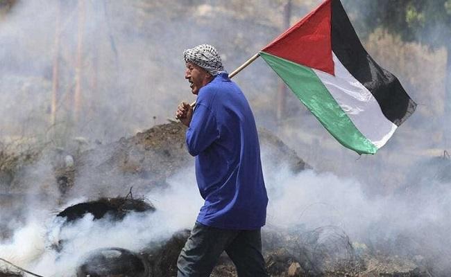 وفد أمني مصري يزور فلسطين