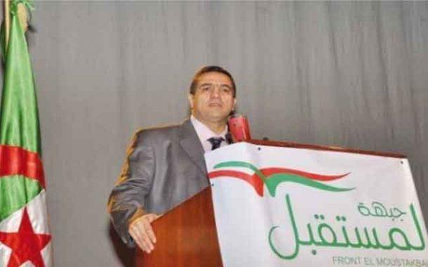 بلعيد :