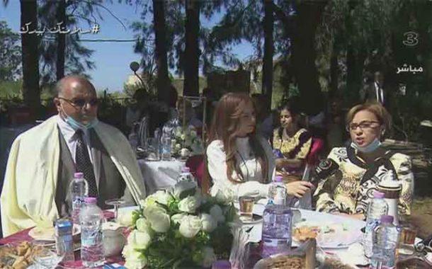 وزيرة التضامن كريكو تتقاسم فرحة عيد الفطر مع الأطفال اليتامى و المسنين
