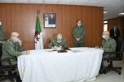 ضباط معتقلين وضباط فارين المخابرات الجزائرية على صفيح ساخن