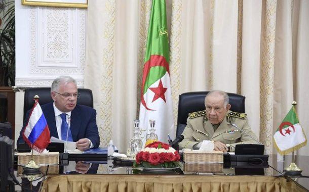 من أجل الحماية الجنرال شنقريحة يمنح الروس حق اغتصاب الجزائر