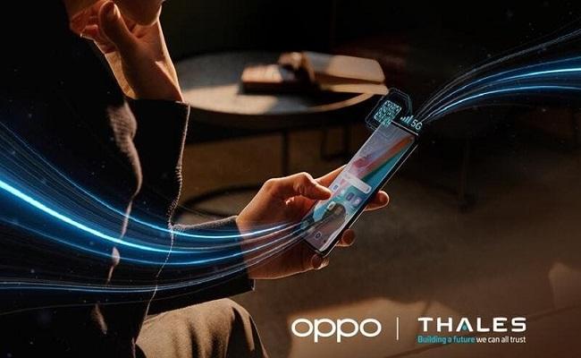 أوبو وتاليس تتعاونان لتوفير أول شريحة رقمية للجيل الخامس...