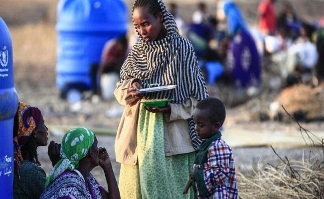 المجاعة ستضرب إقليم تيغراي
