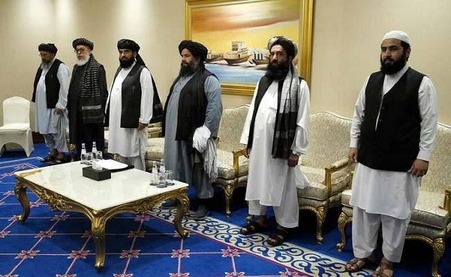 استئناف المصالحة الأفغانية في قطر