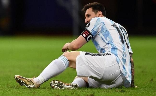 من أجل ميسي برشلونة سيخفض رواتب باقي اللاعبين...