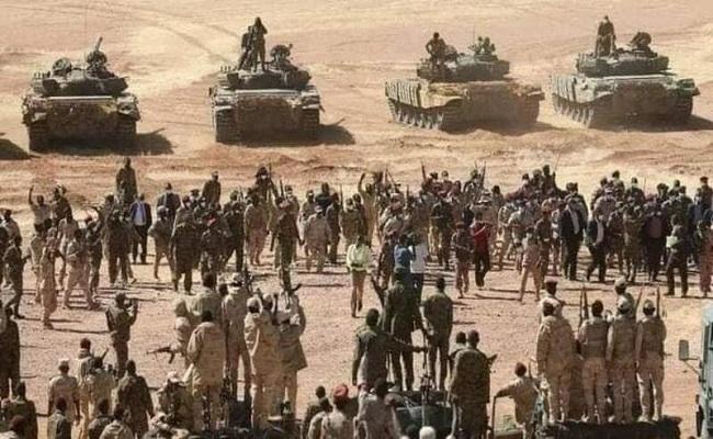 الجيش السوداني يصدر بيان التوتر