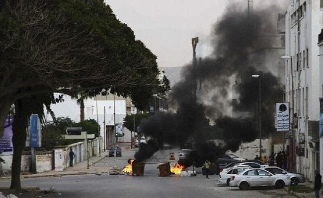 داعش يتبنى الهجوم الانتحاري في سبها