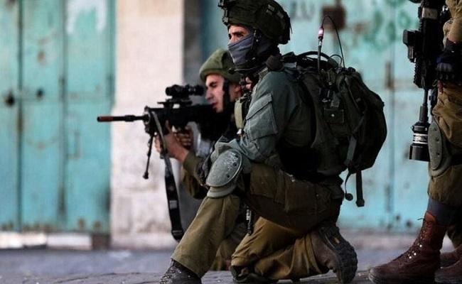 إصابة 10 فلسطينيين بجروح في الضفة الغربية