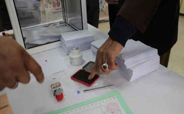تهريب أوراق الإنتخاب بولايات تبسة و قسنطينة و مستغانم
