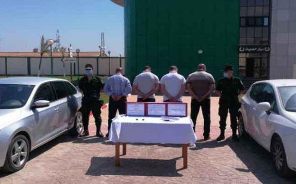 تحرير أربعة مختطفين و توقيف الخاطفين بمستغانم