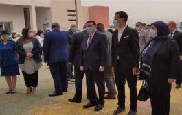 وزير التربية واجعوط يعطي الانطلاقة الرسمية لامتحان البكالوريا من العاصمة