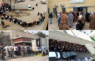 تراجع المظاهرات رغم تحويل الجنرالات الجزائر إلى بلد المليون طابور