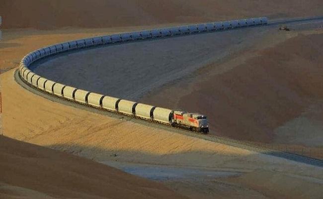 حفر أطول نفق للسكك الحديدية في منطقة الخليج...
