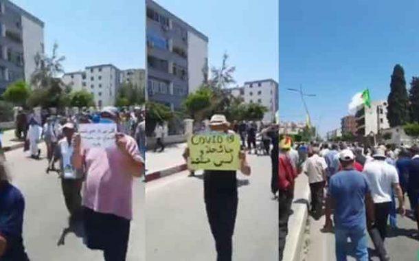 الحراك الشعبي في جمعته الـ127 : صوت الشارع أقوى من صوت بقايا النظام