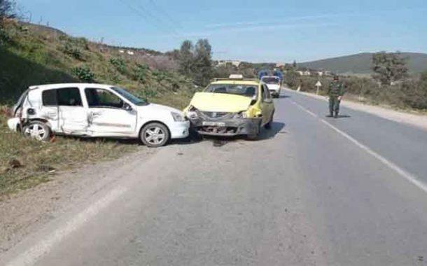 مجزرة مرورية تخلف مقتل 3 أشخاص و إصابة 4 آخرين بمعسكر