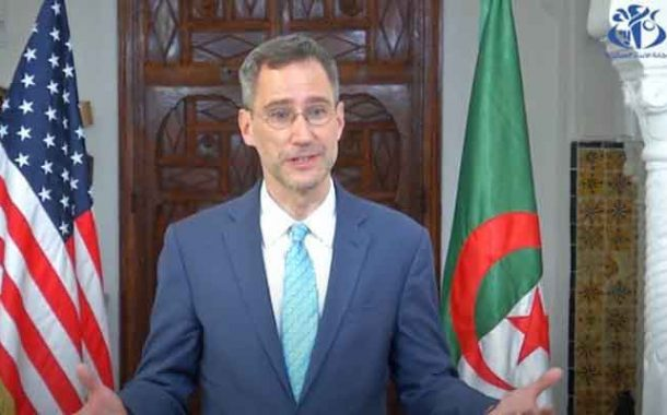 مساعد كاتب الدولة الأمريكي يؤكد تقارب وجهات النظر بين الجزائر و أمريكا حول تسوية العديد من النزاعات