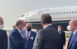 رئيس المجلس الرئاسي الليبي يغادر الجزائر بعد زيارة رسمية دامت يومين