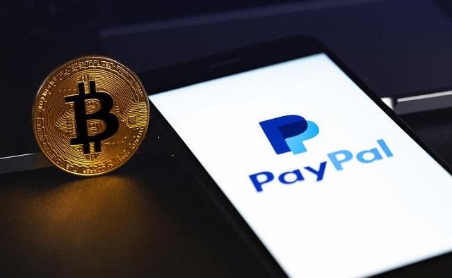 شركة PayPal تقدم خدمات العملات الرقمية...