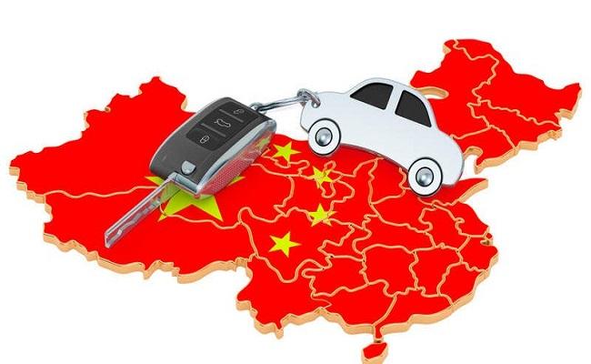 الصين تسجل تراجع في مبيعات السيارات...