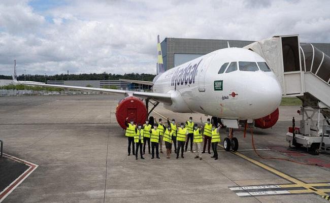 إيرباص تحتفل بتقديمها خدمات (FHS)...
