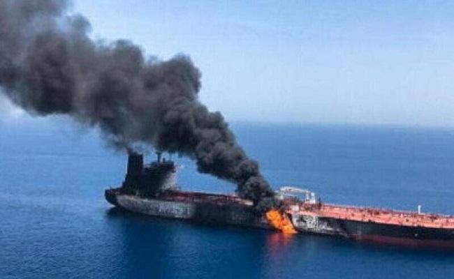 إيران تنفي علاقتها بتفجير السفينة الإسرائيلية