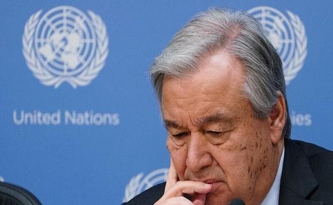 الأمم المتحدة تدعوا إسرائيل ولبنان إلى وقف التصعيد