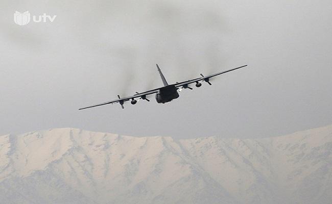 أوزبكستان تُسقط طائرة عسكرية أفغانية