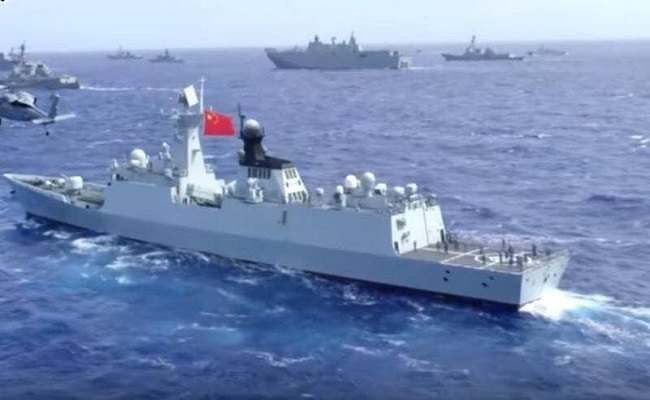 أزمة جديدة بين الصين وأمريكا
