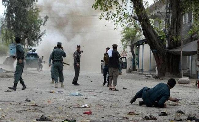 طالبان على أبواب العاصمة