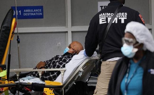 مستشفيات بالولايات المتحدة تعاني من نقص الأكسجين