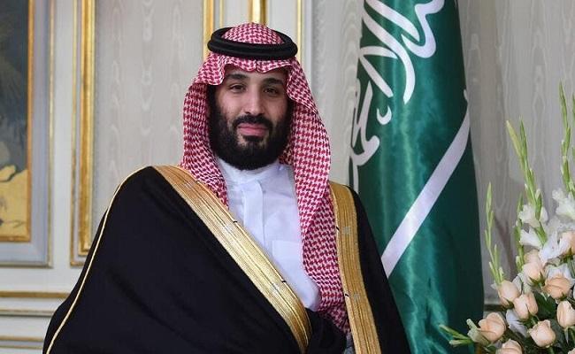 رسالة من أمير قطر إلى محمد بن سلمان