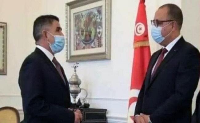 رئيس المخابرات التونسية تحت الإقامة الجبرية