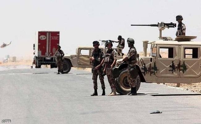 الجيش الأردني يقتل شخصين حاولوا التسلل من سوريا