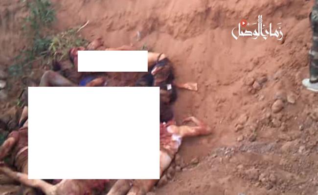 الأجهزة الأمنية السورية حرقت جثث ألاف المعارضين