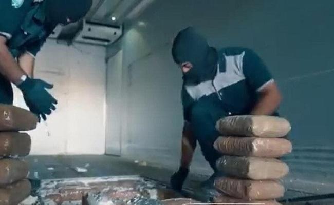 ضبط شحنة كبيرة من المخدرات في السعودية