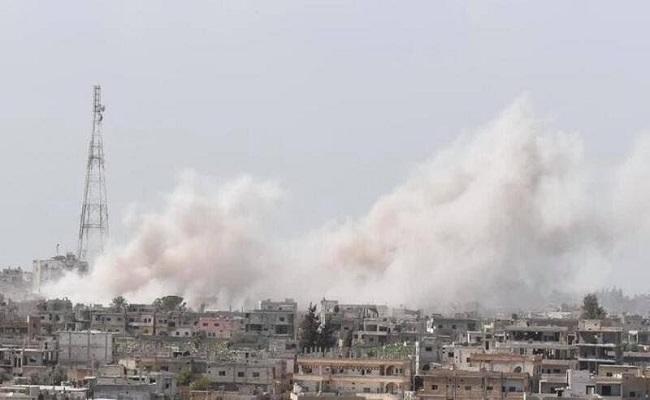 مقتل 4 جنود في جيش بشار بدرعا