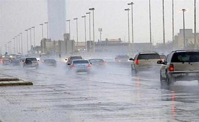 التحذّير من أمطار رعدية ستجتاح 17 ولاية